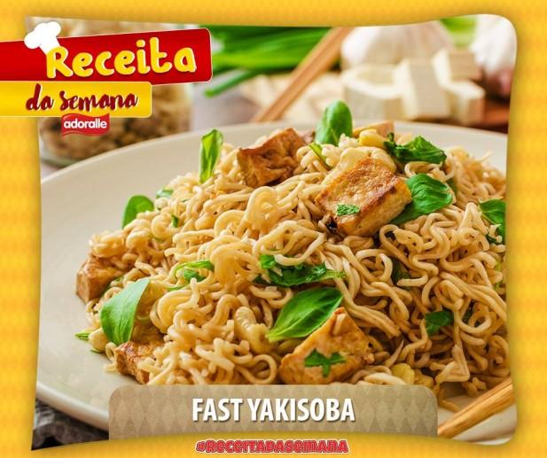fast yakisoba